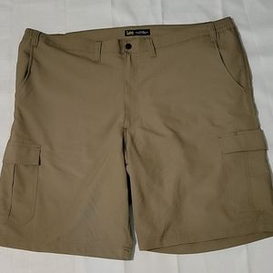 Lee Lightweight tan colored shorts